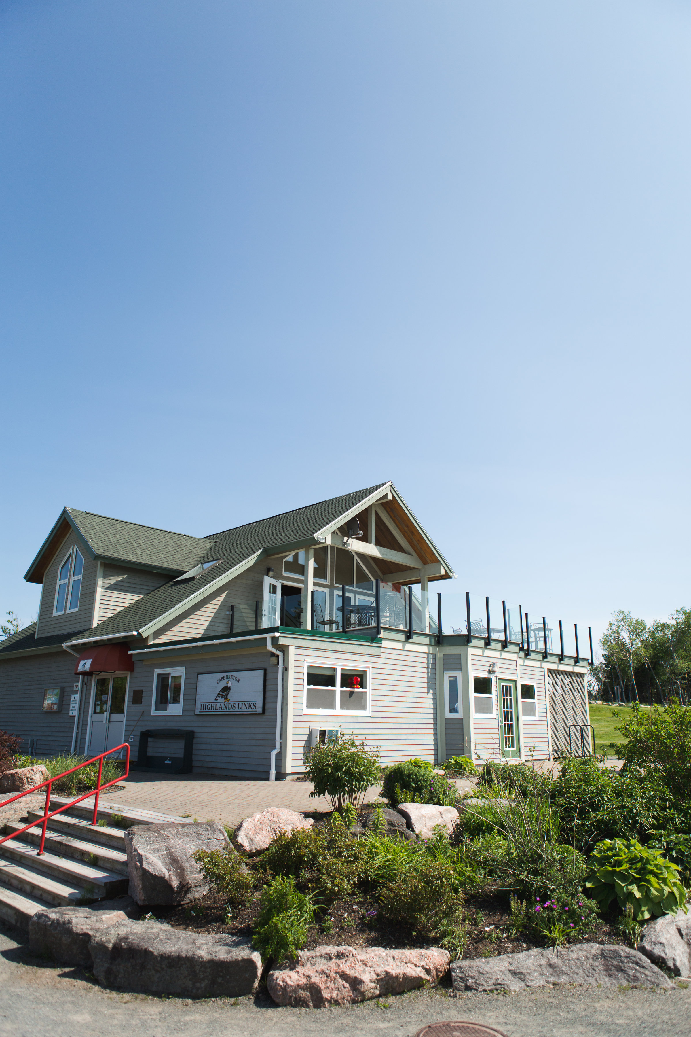 Cape Breton Highlands Clubhouse