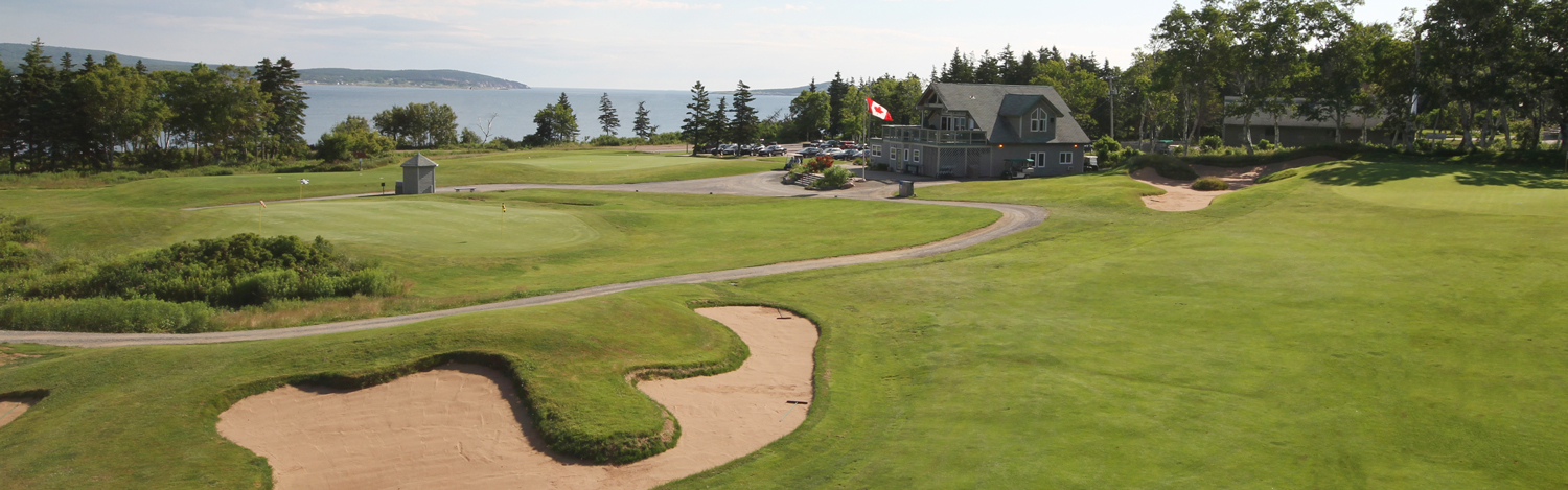 25fc55a6 The Cape Breton Highlands Golf Course is one of a kind. Conceived and  constructed under the watchful eye of world-renowned designer Stanley  Thompson, ...